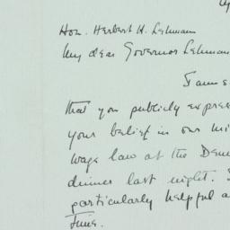 Letter : 1936 April 16