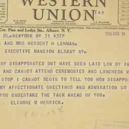 Letter : 1936 December 31
