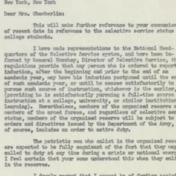 Letter: 1950 August 10