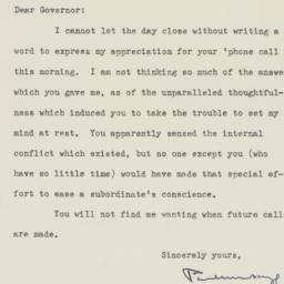 Letter : 1941 February 18