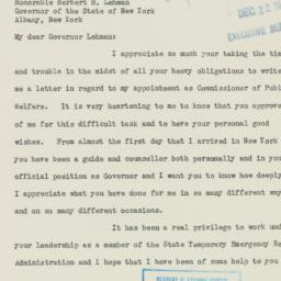 Invitation : 1933 December 20