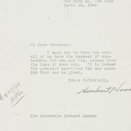 Letter : 1944 April 12