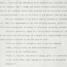 Letter : 1950 January 8
