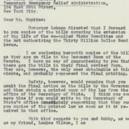 Letter: 1932 March 18