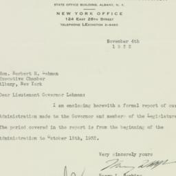 Administrative Record: 1932...