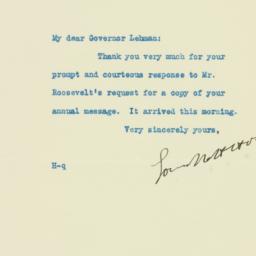 Manuscript : 1933 February 24