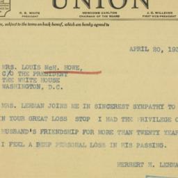 Manuscript: 1936 April 20