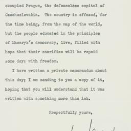 Manuscript: 1941 March 14