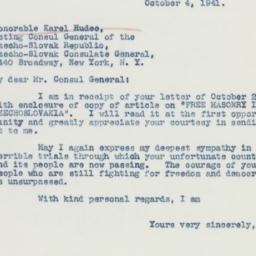Pamphlet: 1941 October 4