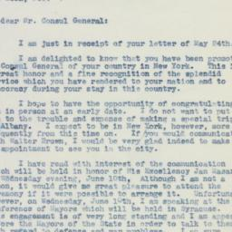 Letter: 1942 May 27