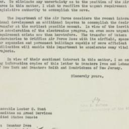Letter : 1950 August 23
