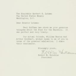Letter : 1955 December 20