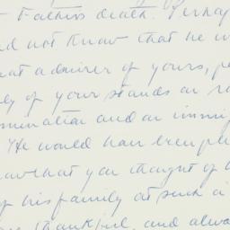 Letter: 1958 February 24