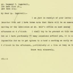 Letter: 1925 December 24