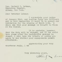 Letter : 1936 January 27