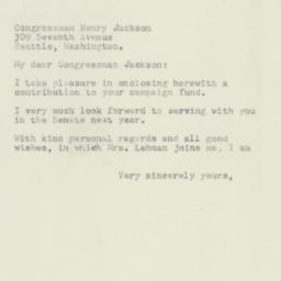 Letter : 1952 September 25
