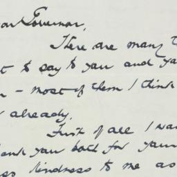 Letter: 1946 April 18