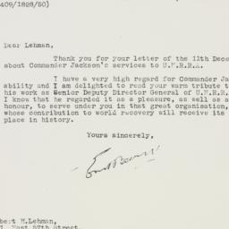 Letter: 1947 December 24