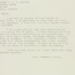 Letter : 1947 December 26