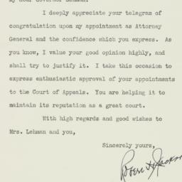 Letter: 1940 January 9