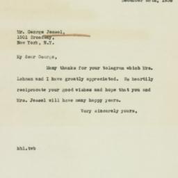 Letter : 1938 December 28