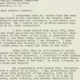 Letter : 1949 October 4