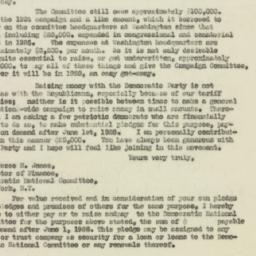 Letter : 1927 June 7