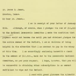 Letter : 1928 February 1