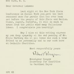 Letter : 1937 October 21