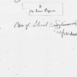 Document, 1740 n.d.