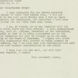 Letter : 1948 May 6