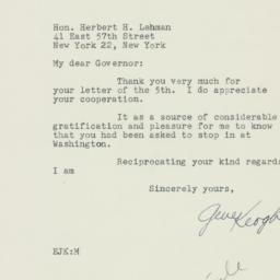 Letter : 1948 May 10