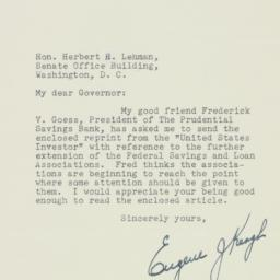 Letter : 1950 January 31
