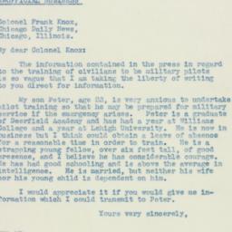 Letter : 1940 June 18