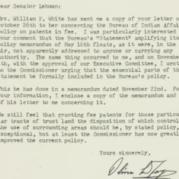 Letter : 1955 December 2