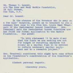 Letter : 1940 April 3