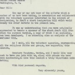 Letter : 1951 September 6