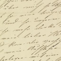 Letter : 1897 April 27