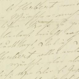 Letter : 1899 March 26