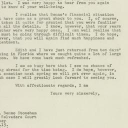 Letter : 1947 June 17