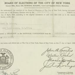 Certificate: 1928 April 10