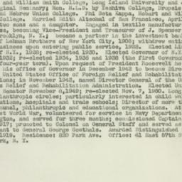 Ephemera: 1951 December 31