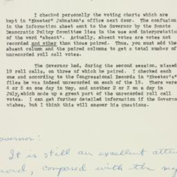 Manuscript: 1954 October 13
