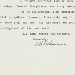 Manuscript: 1964 March 28