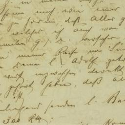Letter : 1899 March 2