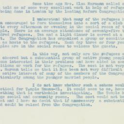 Letter: 1938 September 22