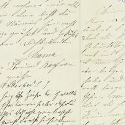 Letter : 1879 March 19