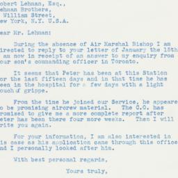 Letter : 1942 January 24