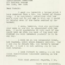 Letter : 1946 December 24