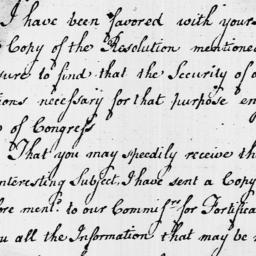 Document, 1797 January 04